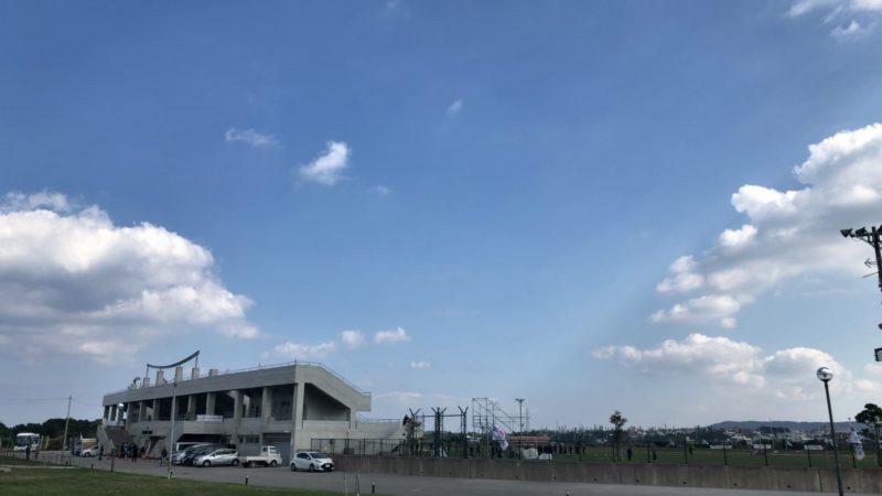 沖縄サッカーキャンプ2019 【サガン鳥栖】読谷村陸上競技場