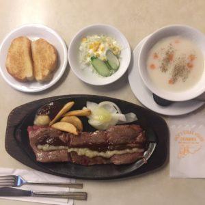 沖縄_okinawa_steak_ステーキ_ジャッキーステーキ_れあ1